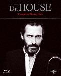 【ポイント10倍】Dr.HOUSE/ドクター・ハウス コンプリート ブルーレイBOX (初回限定生産版/本編7771分)[GNXF-1460]【発売日】2014/5/9【Blu-rayDisc】