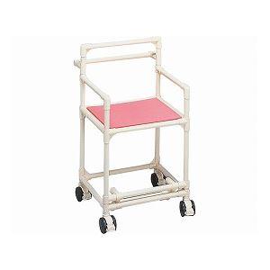 【スーパーSALE限定価格】トマト シャワーキャリー(背もたれ肘付型) /TY-805(P) ピンク