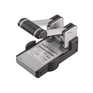 カール事務器 2穴 強力パンチ 110枚穿孔 HD-410N 1台