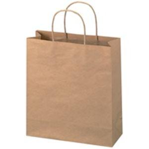 ジョインテックス 手提袋 丸紐 茶 小 300枚 B287J-B6