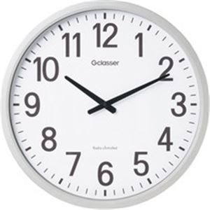 電波掛時計 ザラージ GDK-001