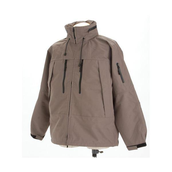 ECWC S PCUジャケット グレー Lサイズ