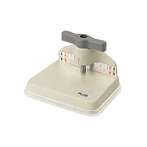 (業務用2セット)プラス ドリルパンチ1穴 PU-100DR
