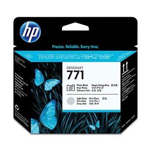 HP HP 771 プリントヘッド PK&LG CE020A