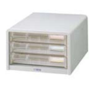 (業務用10セット) セントラル マイレター卓上タイプ A4 T-13RNG 3段