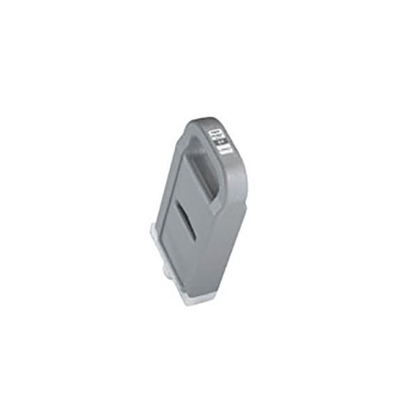 (業務用3セット) 【純正品】 Canon キャノン インクカートリッジ/トナーカートリッジ 【6690B001 PFI-706GY グレー】