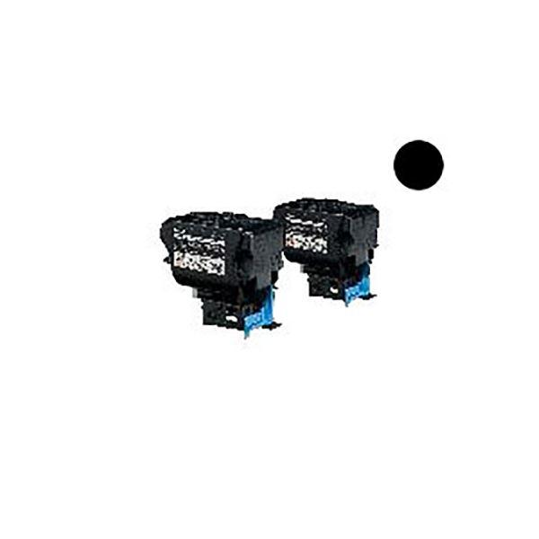 【純正品】 EPSON エプソン トナーカートリッジ 【LPC4T9KPV BK ブラック】 2本パック 環境推進トナー