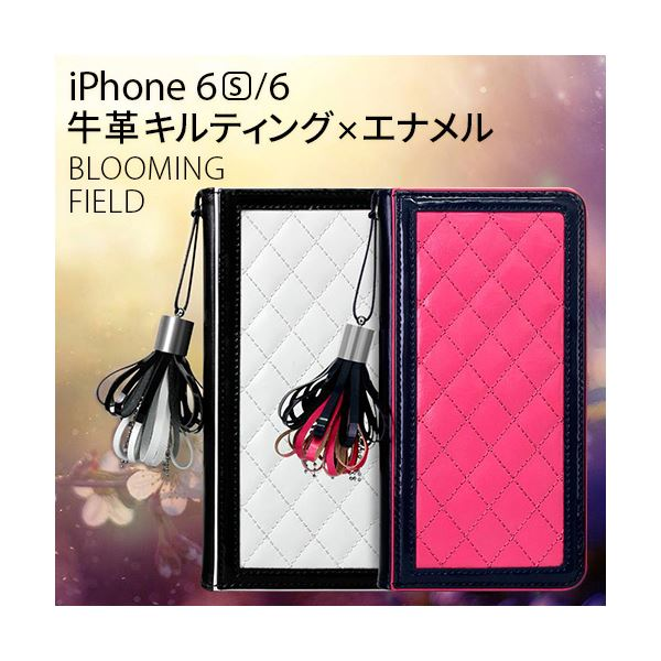 stil iPhone6s/6 Blooming Field ホワイト