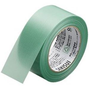(業務用50セット) セキスイ 養生用テープフィットライト738 50X50 緑