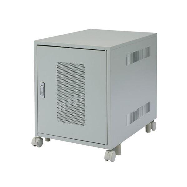サンワサプライ 省スペース19インチボックス(6U) CP-027K