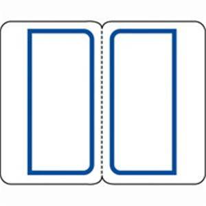 (業務用300セット) ジョインテックス インデックスシール/見出し 【中/20シート】 青 B053J-MB