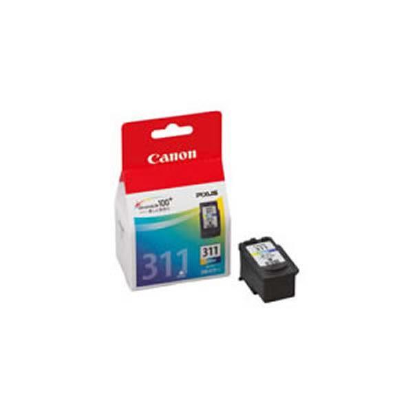 (業務用3セット)【純正品】 Canon キャノン インクカートリッジ/トナーカートリッジ 【BC-311 3色カラー】 ×3セット