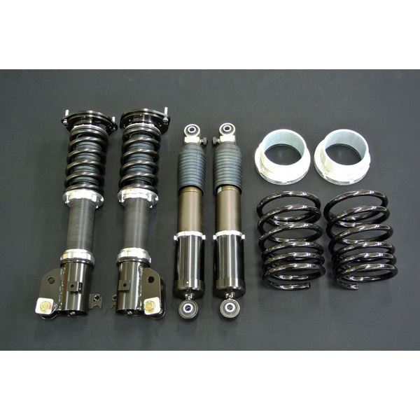 タント/タント カスタム L350S サスペンションキット CAD CARSコラボモデル フロントオリジナルショック仕様 オプションリアスプリング:8.0k H135 シルクロード