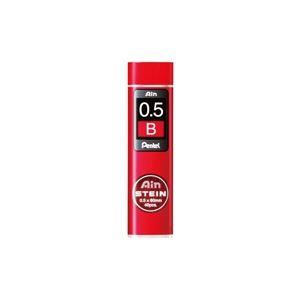 【スーパーSALE限定価格】(業務用200セット) ぺんてる シャーペン替え芯 Ain替芯シュタイン 【硬度:B/0.5mm】 C275-B