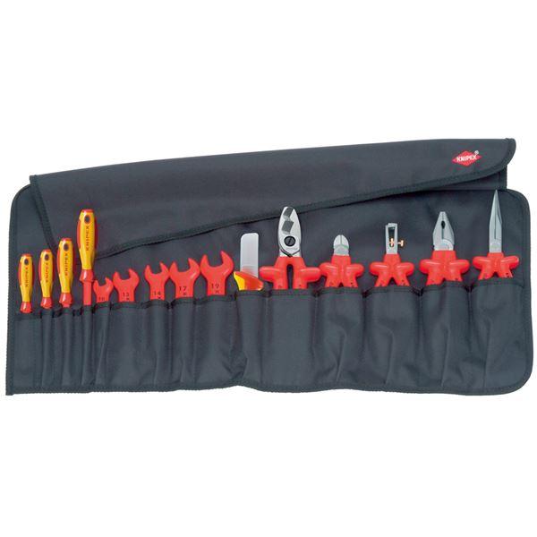 KNIPEX(クニペックス)989913 絶縁工具セット
