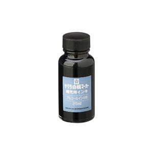 (業務用100セット) サクラクレパス ホワイトボードマーカー補充インキ HWBK 黒