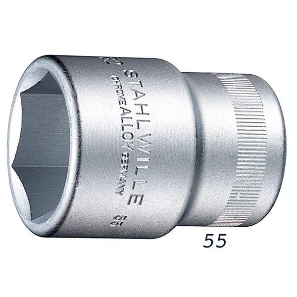 STAHLWILLE(スタビレー) 55-60 (3/4SQ)ソケット (6角) (05010060)
