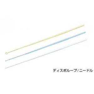 (まとめ)ディスポループ(滅菌済)L-1 入数:500本(20本×25袋)【×3セット】