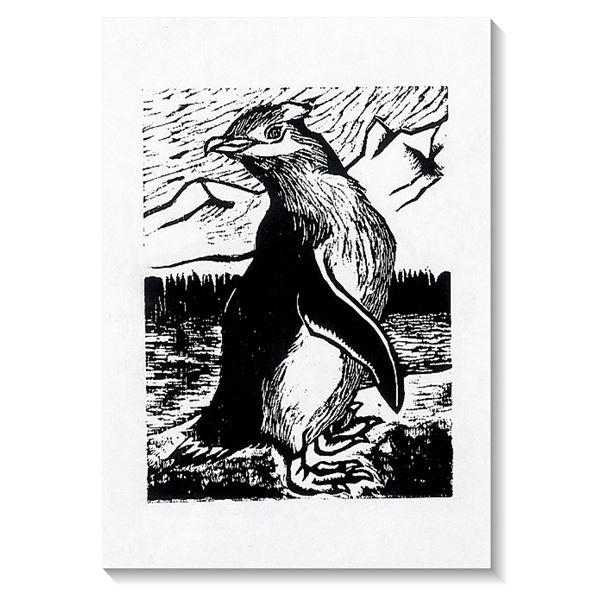 (まとめ)アーテック 天平 特製版画和紙 8切(100枚) 【×10セット】