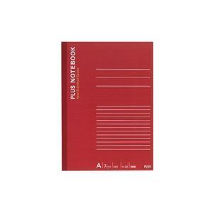 (業務用200セット) プラス ノートブック NO-010AS B5 A罫
