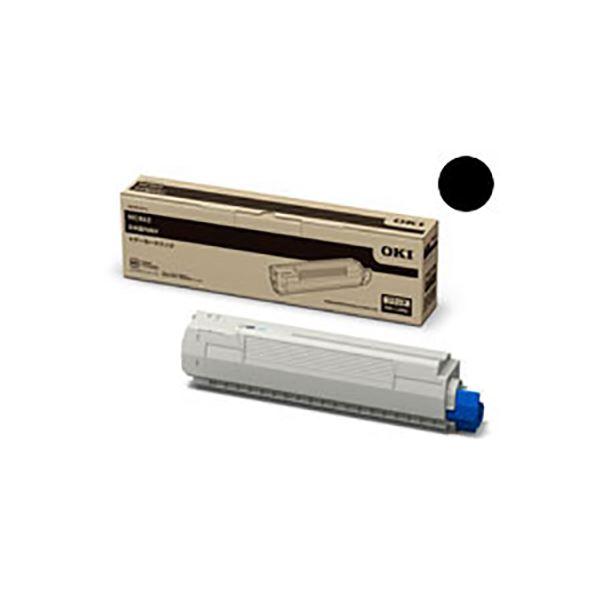 OKIデータ インクトナーカートリッジ 黒 クロ 純正品 日本限定 OKI 送料無料限定セール中 BK トナーカートリッジ ブラック TNR-C3PK1 沖データ