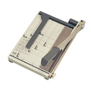 (業務用3セット) プラス ペーパーカッター PK-014 B5
