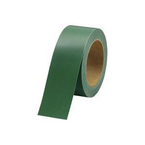 (業務用100セット) ジョインテックス カラー布テープ緑 1巻 B340J-G