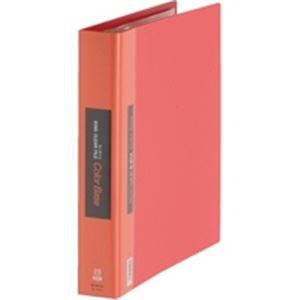 【スーパーSALE限定価格】(業務用30セット) キングジム クリアファイル/ポケットファイル 【A4/タテ型】 20ポケット 139-3 レッド(赤)