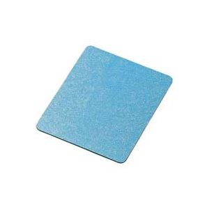 (業務用50セット) エレコム ELECOM マウスパッド ブルー MP-113BU
