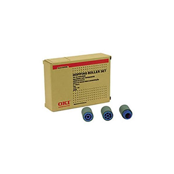 (業務用5セット) 【純正品】 OKI 沖データ 給紙ローラセット/プリンター用品 【MLRS-C3B ML98/96】