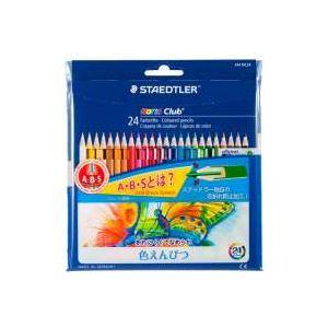 【スーパーSALE限定価格】(業務用50セット) ステッドラー ノリスクラブ色鉛筆24色 144 NC24P