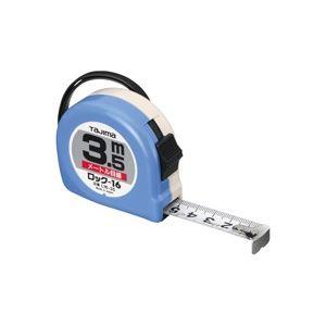 (業務用20セット) TJMデザイン ロック式巻尺 L16-35BL 3.5m