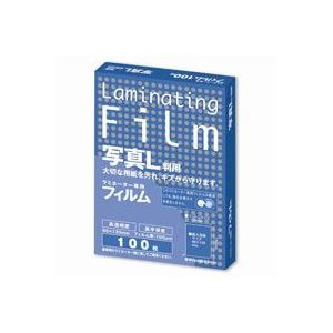 【スーパーSALE限定価格】(業務用50セット) アスカ ラミネートフィルム BH904 写真L判 100枚