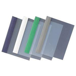 (業務用5セット) ジョインテックス 製本ファイルA4S D600J-GR-10グリーン100冊