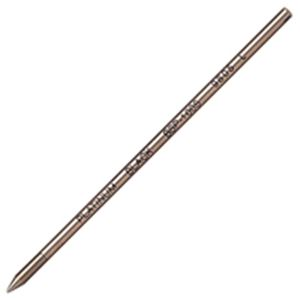 【スーパーSALE限定価格】(業務用50セット) プラチナ万年筆 ボールペン替芯 BSP-100S#1 黒 10本入 ×50セット