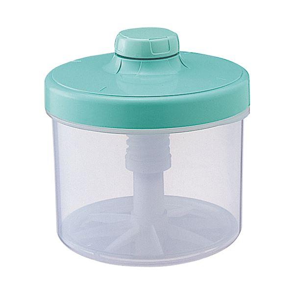 【16セット】 漬物容器/漬物用品 【E-30 グリーン】 新ハイペット 〔キッチン用品 家庭用品 手づくり〕【代引不可】