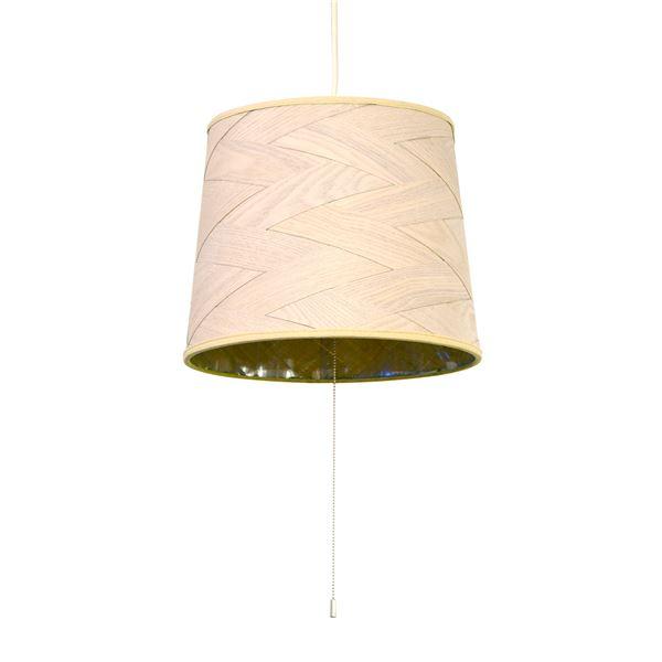 シーリングライト/照明器具 【3灯】 木製/天然木 ELUX(エルックス) Venir 2 ウォッシュホワイト(白) 【電球別売】【代引不可】