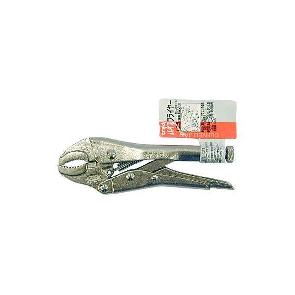 (業務用20個セット) TRAD バイスプライヤー/ロッキングプライヤー 【サイズ:125mm】 TVP-01 〔DIY用品/大工道具〕