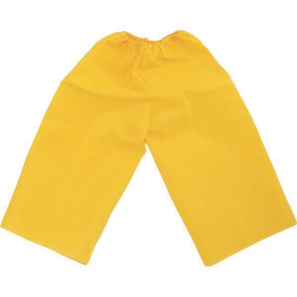 (まとめ)アーテック 衣装ベース 【J ズボン】 不織布 イエロー(黄) 【×30セット】