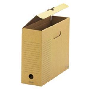 (業務用20セット) プラス ボックスファイル FL-081BF蓋付A4E 10冊