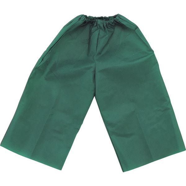 (まとめ)アーテック 衣装ベース 【J ズボン】 不織布 グリーン(緑) 【×30セット】
