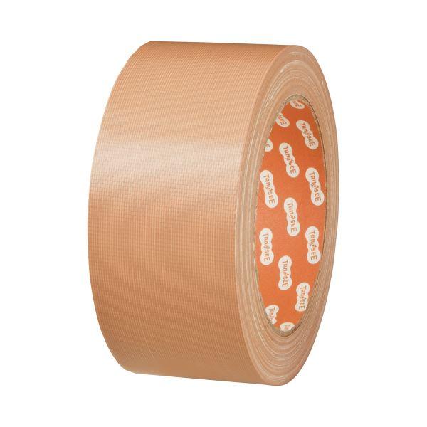 (まとめ) TANOSEE 再生PET布テープ 50mm×25m 1巻 【×30セット】