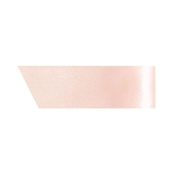 (まとめ) ヘッズ 片面サテンリボン 幅19mm×20m ベビーピンク 1905R 1巻 【×30セット】