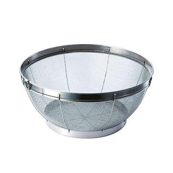 (まとめ)和平フレイズ SUIグートステンレス深型ざる リング付 29cm SUI-6007 1個【×10セット】