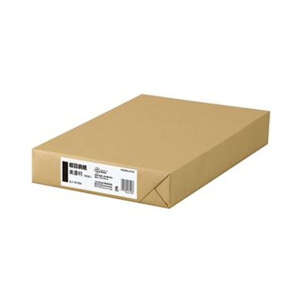 (まとめ)コクヨ 板目表紙 美濃判 セイ-815N 1パック(100枚)【×3セット】
