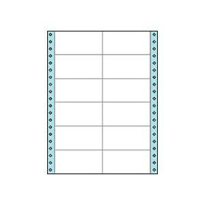 コクヨ 連続伝票用紙(タックフォーム)横7_8/10×縦10インチ(198.1×254.0mm)12片 ECL-209 1箱(500シート)