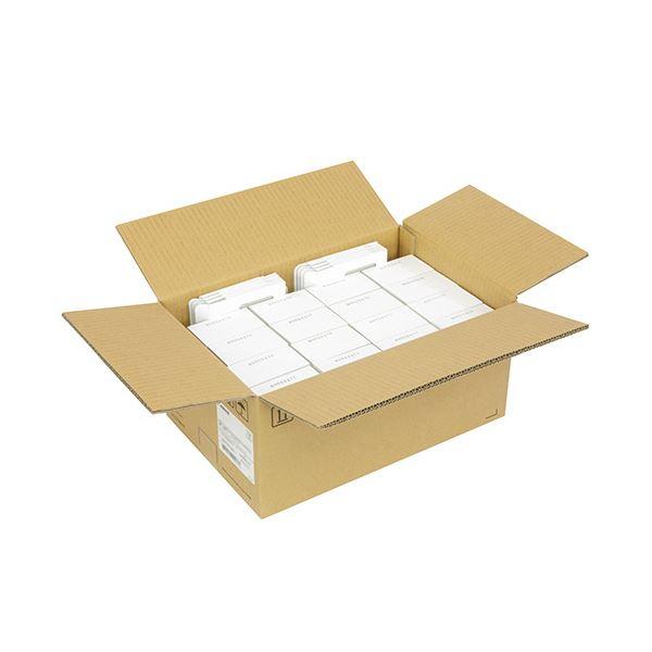 キヤノン 森林認証 名刺両面マットコート クリーム 徳用箱 3255C008 1セット(8000枚:250枚×32パック)