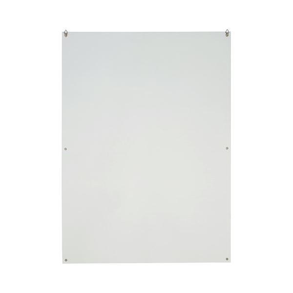 (まとめ)アートプリントジャパンアクリルクリアーパネル B2 1000052516 1枚【×3セット】