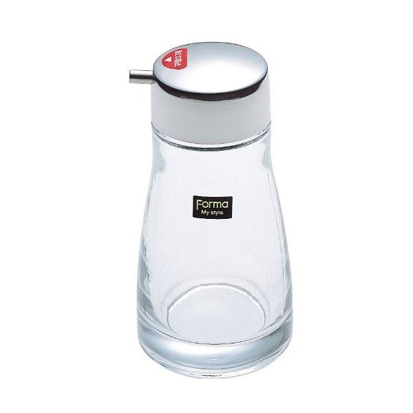 (まとめ) 醤油差し/しょうゆ容器 【大】 キッチン用品 『フォルマ』 【40個セット】