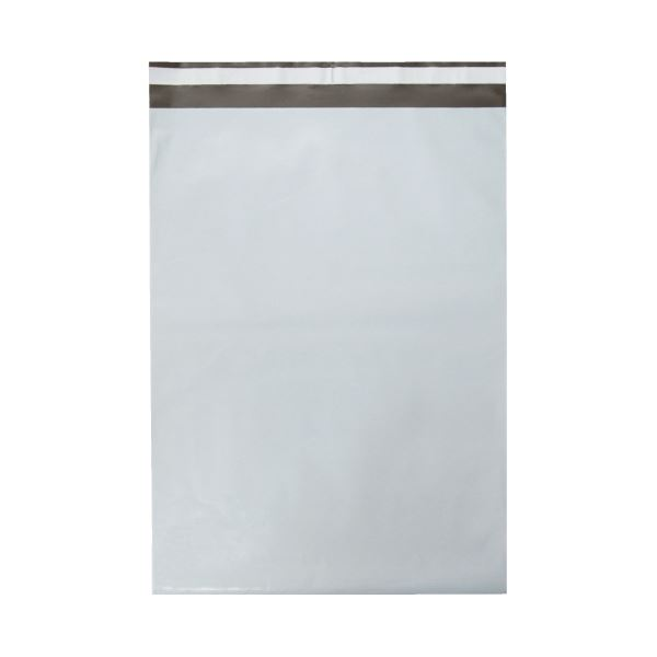 (まとめ)今村紙工 PE宅配袋 大 100枚 PE-TL(×5セット)